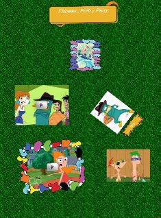 Fhineas , Ferb y Perry