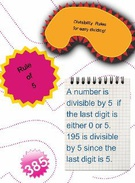Divisibility Rule of 5's thumbnail