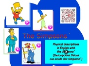 Physical descriptions with The Simpsons´'s thumbnail