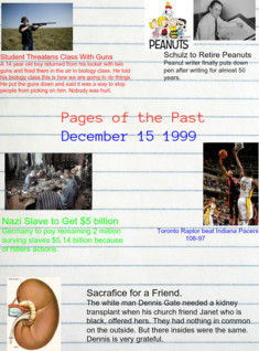 Pages of the Past