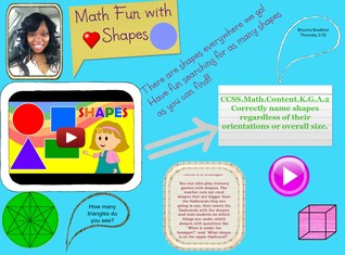 Math Fun With Shapes