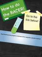 The missing link to find the RACER's thumbnail