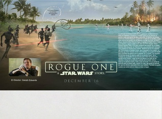 star wars rogue one spanish poster