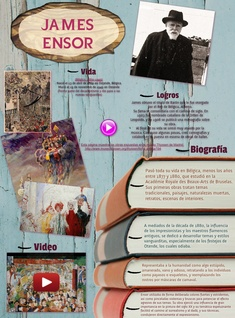 Biography JAMEA ENSOR