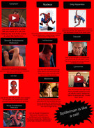 Spiderman is like a cell....Alyssa Raifsnider's thumbnail