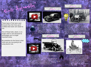 Early Automobiles