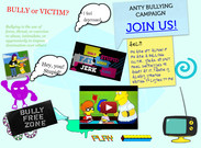 CLASS CAMPAIGN: ANTI BULLYING's thumbnail