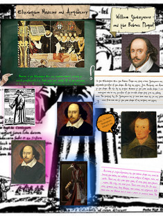 William Shakespeare and Bubonic Plague