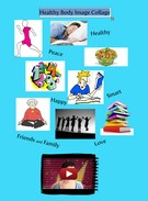 Healthy Body Image Collage's thumbnail