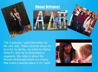 Autobiographical- Brittany Lalonde