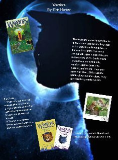Warrior series (by: Erin Hunter)