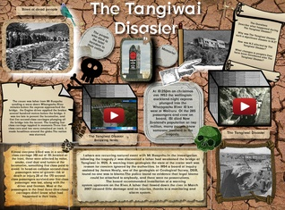 The Tangiwai Disaster