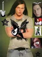Georg Listing...Bass Guitarist from Tokio Hotel's thumbnail