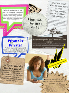EDIT 202 digital citizenship poster