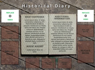 Historical Diary