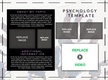 Psychology Template thumbnail