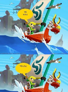 The wind waker LoL