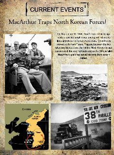 MacArthur Traps North Korean Forces