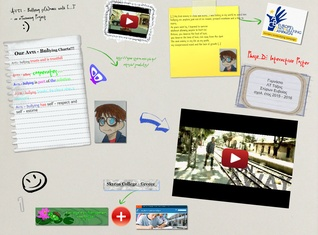 Aντι - Bullying Sc(h)omic Walk [...] - eTwinning