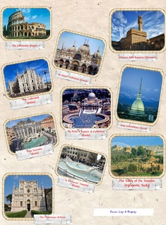 Italy´s most famous monuments