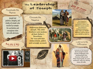 The Leadership of Joseph