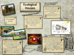 Ecological Houses