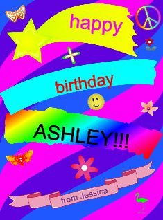 ashley bday