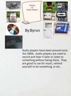 History of Audio Players