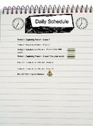 Daily Schedule's thumbnail
