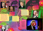 Bill Clinton 's thumbnail