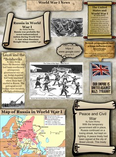 World War I News