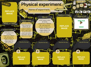 Physical experiment