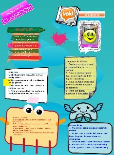 Voki for the Classroom