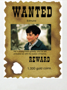Wanted Edmund