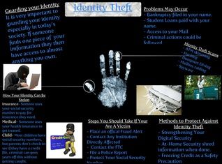 Business Identity Theft Project