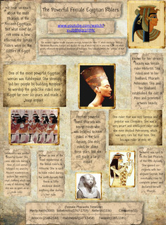 The Powerful Female Egyptian Rulers