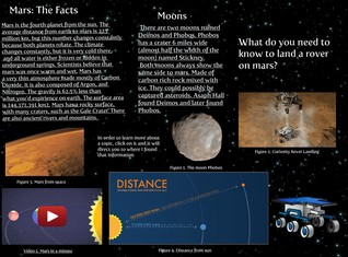 Mars: The Facts