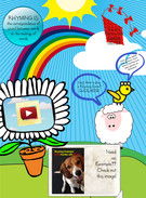Rhyme Time Glogster's thumbnail