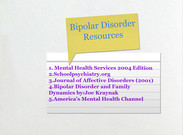 Bipolar Disorder Resources's thumbnail