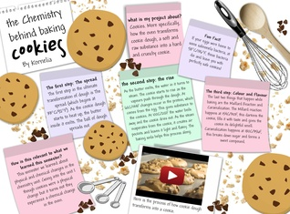 Chemistry of baking cookies