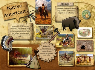 Native Americans - Woodland Tribes