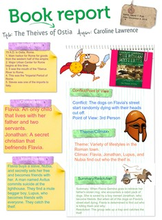 Book Report: The Thieves of Ostia