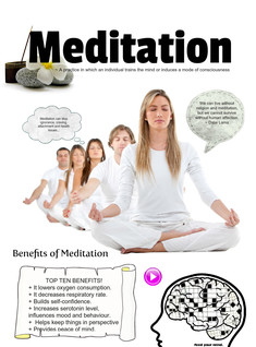 Meditation Is A Health Tool