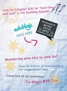 Vote in the 2011 Edublog Awards!'s thumbnail