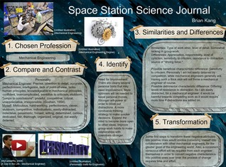 Space Station Science Journal