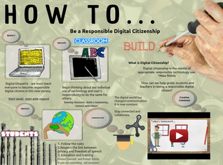 How to be a digital citizen