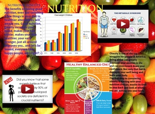 benefits of good nutrition