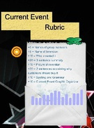 Current event rubric's thumbnail