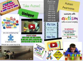 Autism Awareness- Justeene Garcia