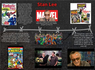Stan Lee-Biography